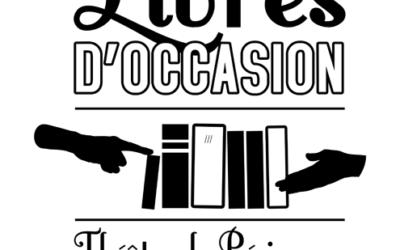 AFFICHE Foire aux livres