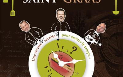 AFFICHE La quête du Saint-Graas