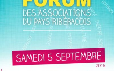 AFFICHE Forum des assos