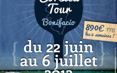 AFFICHE Corsica Tour