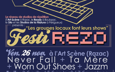 AFFICHE «FESTI-REZO»