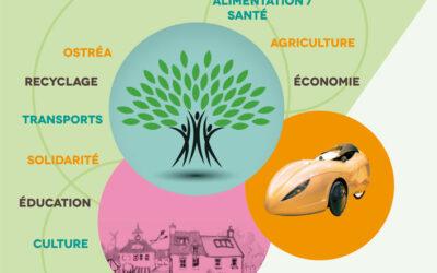 AFFICHE Forum des initiatives citoyennes