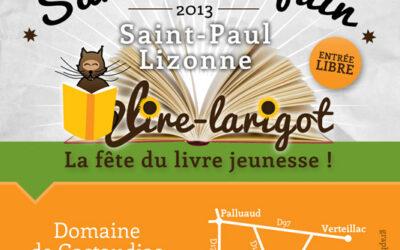 FLYER Lire-larigot 2013