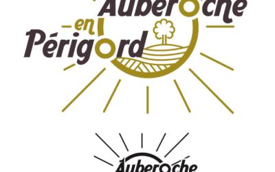 LOGO Auberoche en Périgord