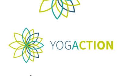 LOGO Yogaction