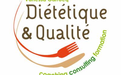 LOGO Diététique et Qualité