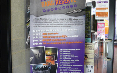 AFFICHE «ROLL-UP»