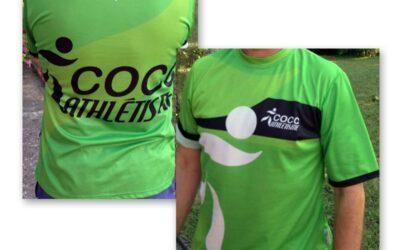 T-SHIRT Cocc Athlétisme