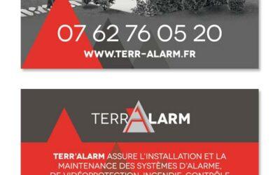 FLYER Terr'alarm