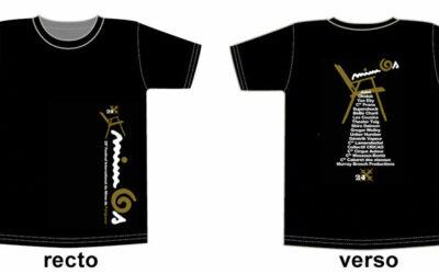 T-shirts Mimos 2010