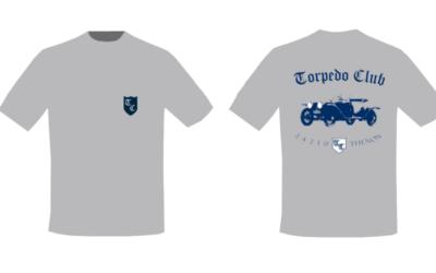 T-SHIRTS TORPEDO CLUB